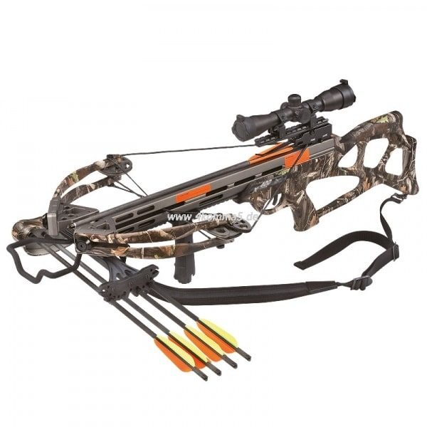 X-BOW ballistic compound crossbow 185 LBS