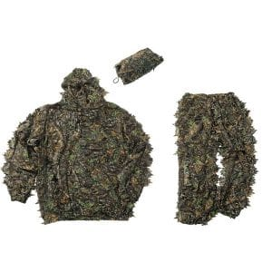 Ghillie Suit Camo